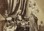 Pasha and Bayadère by Roger Fenton