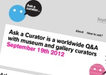 Ask a Curator Day 2012