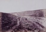 Roger Fenton - The Valley of the Shadow of Death