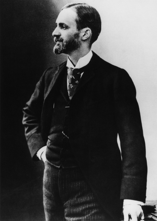 George Eastman, c. 1900, National Media Museum Collection