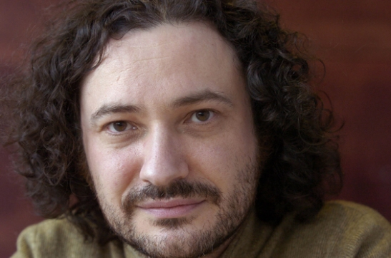 Jeremy Dyson - FFW Patron and guest