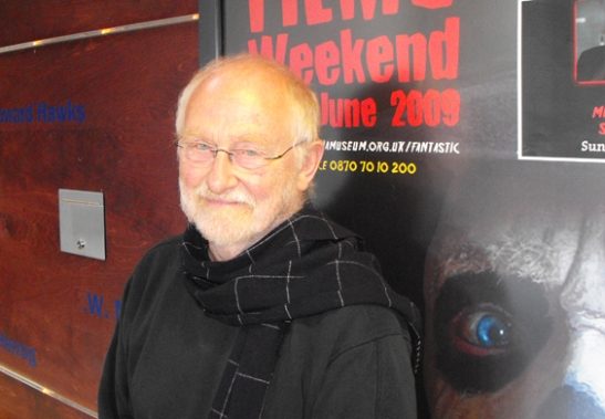 Mike Hodges - guest at FFW in 2009