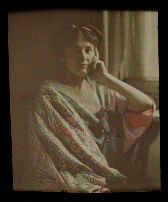 Miss Muriel Cadell, London, England, 1913, Helen Messinger Murdoch, The Royal Photographic Society Collection, National Media Museum / SSPL