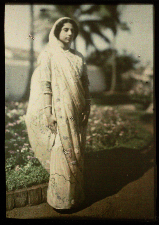 Portrait Bombay, c.1914, Helen Messinger Murdoch, The Royal Photographic Society Collection, National Media Museum / SSPL