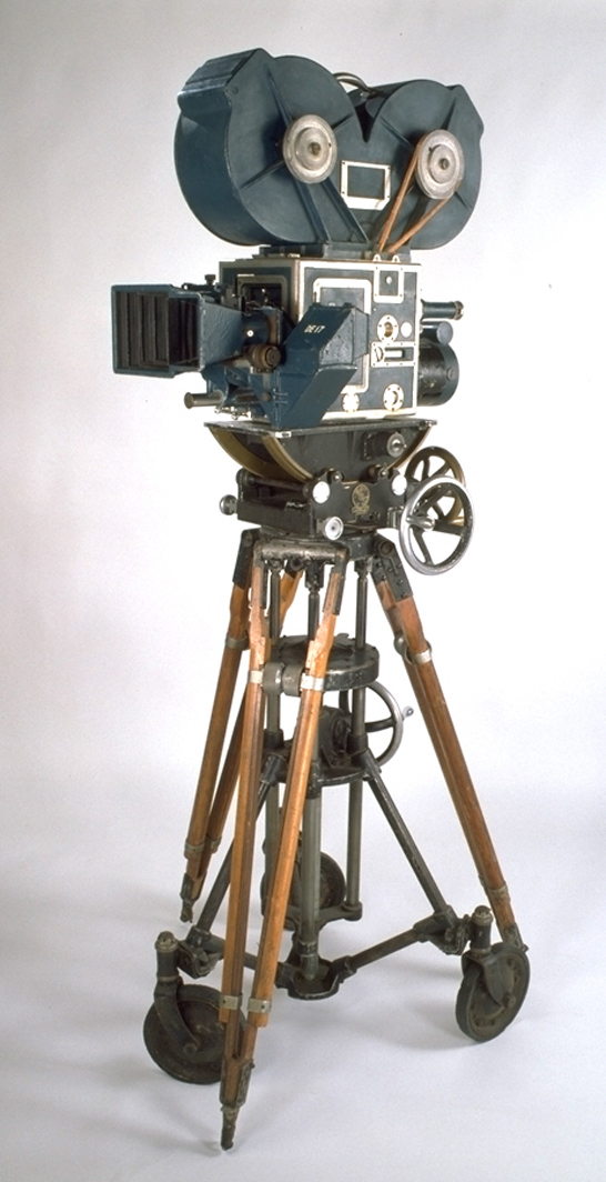 Technicolor three-colour 35mm Camera, 1932 - 1950, Technicolor Corporation, Kodak Collection, National Media Museum / SSPL
