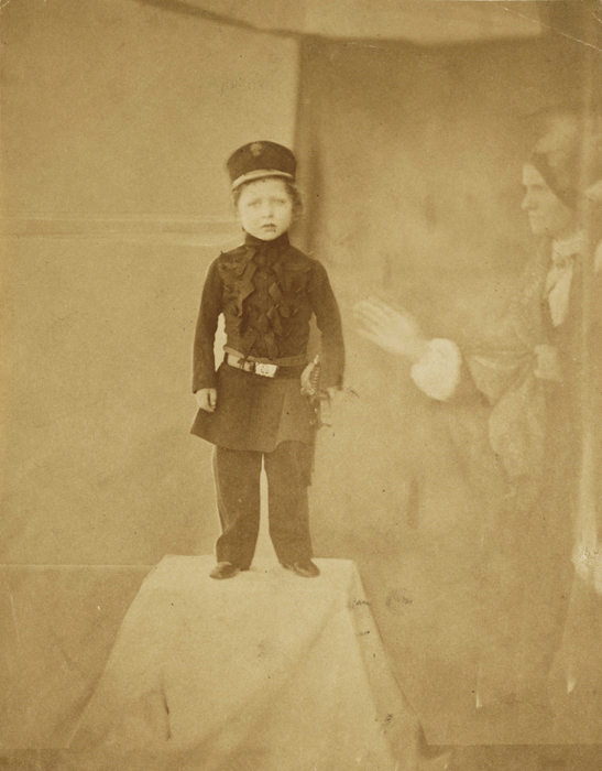 Portrait of Prince Arthur, 1854, Roger Fenton, The Royal Photographic Society Collection, National Media Museum