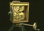 Paul's Cinematograph Camera