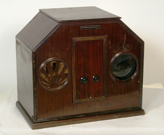 Baird Model B Televisor, 1928, John Logie Baird, National Media Museum Collection / SSPLThe Model B Televisor in the National Television Collection was donated to us in 1994 by the Royal Television Society.