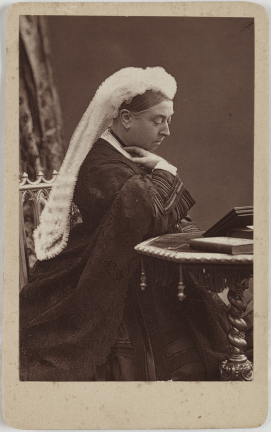 Queen Victoria, c.1887, John C. Murdoch, National Media Museum Collection