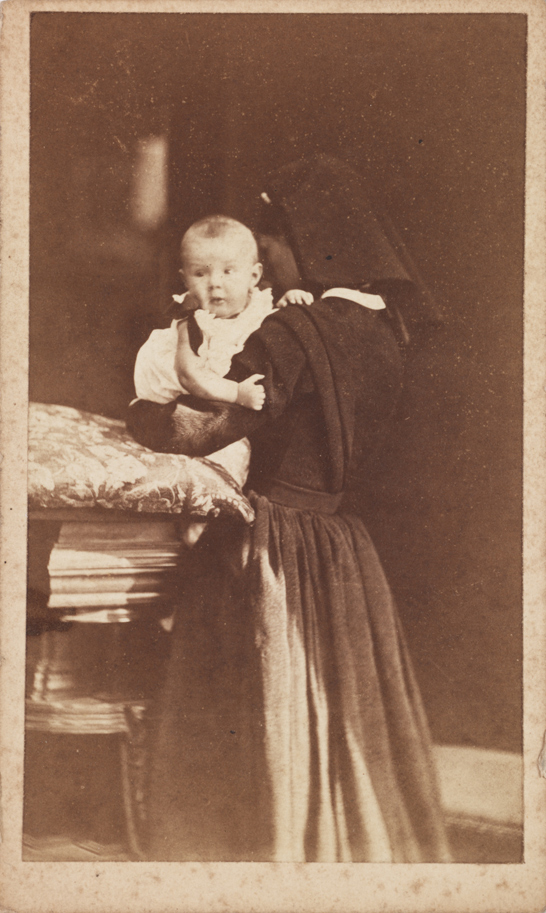 Mother and baby, Oscar Gustav Rejlander, National Media Museum Collection
