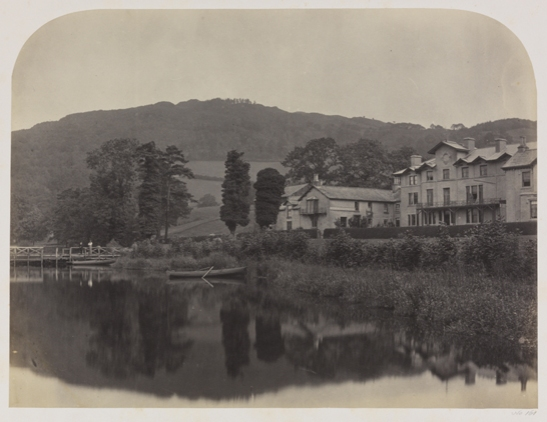 Low Wood, Windermere, Roger Fenton, The Royal Photographic Society Collection, National Media Museum / SSPL. Creative Commons BY-NC-SA