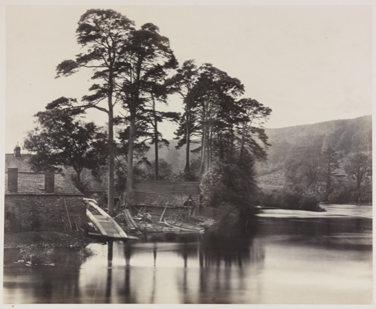 View on Windermere, the Boat House, Roger Fenton, The Royal Photographic Society Collection, National Media Museum / SSPL. Creative Commons BY-NC-SA