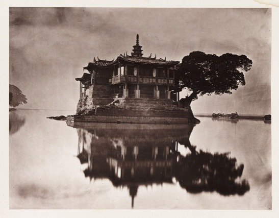The Island Pagoda, c. 1871, John Thomson © National Media Museum, Bradford / SSPL. Creative Commons BY-NC-SA