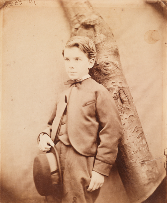 William Phillip Wilson Todd, September 1865, Charles Lutwidge Dodgson © National Media Museum, Bradford  / SSPL. Creative Commons BY-NC-SA