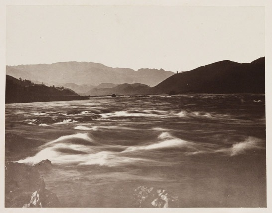 Yen Ping Rapid, c. 1871, John Thomson © National Media Museum, Bradford / SSPL. Creative Commons BY-NC-SA