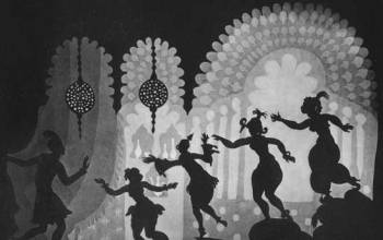 The Adventures of Prince Achmed, by Lotte Reiniger